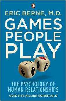 Cover of Games People Play by Eric Berne